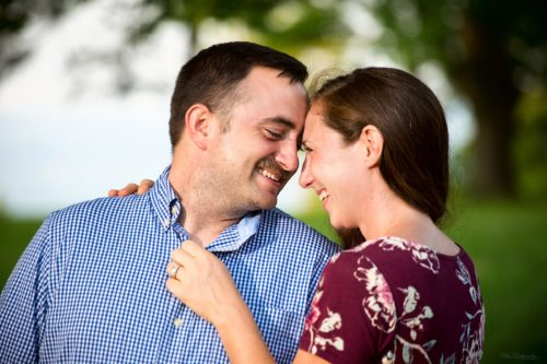 Jackie and Phil's Engagement Shoot