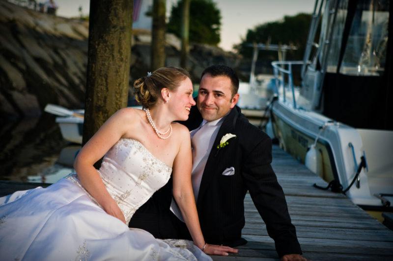 nonantum wedding