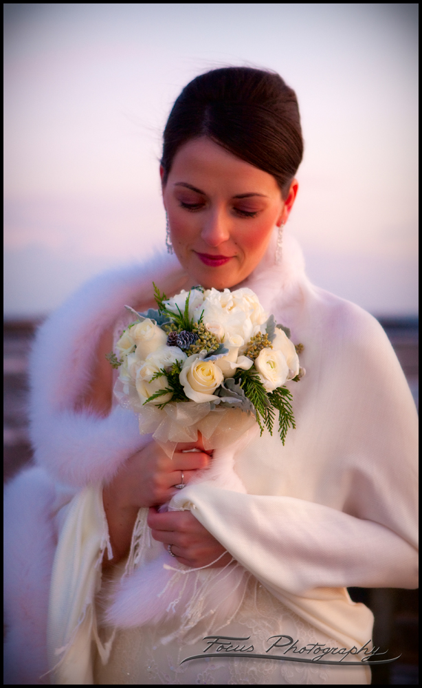 The Winter Wedding of Susan and Cameron