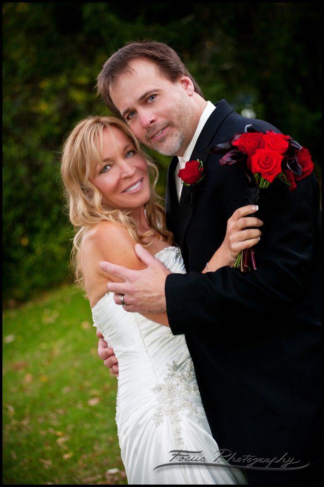 A Camp Hammond Wedding - Debbie and Gary