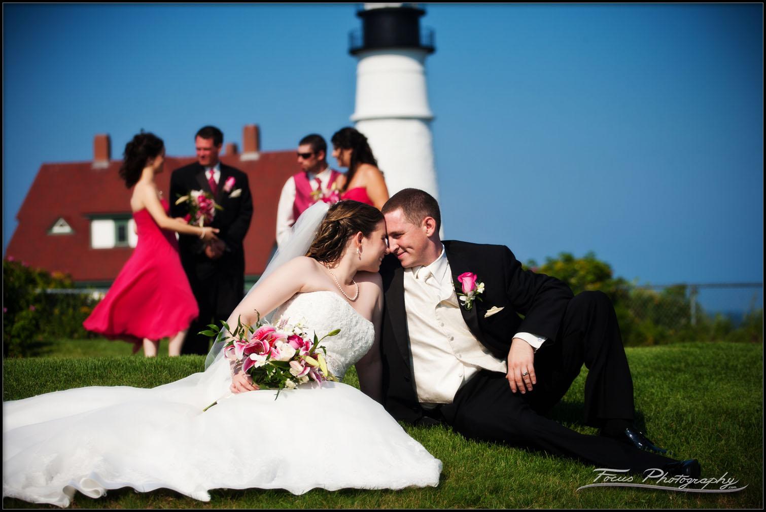 The Fort Williams Wedding of Jim and Tonya