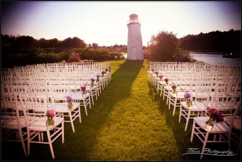 The Nonantum Wedding of Jackie and Seth