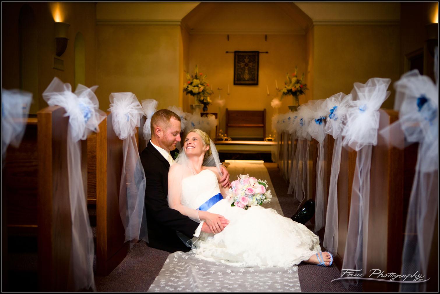 Coastal House Wedding of Erin and Trevor