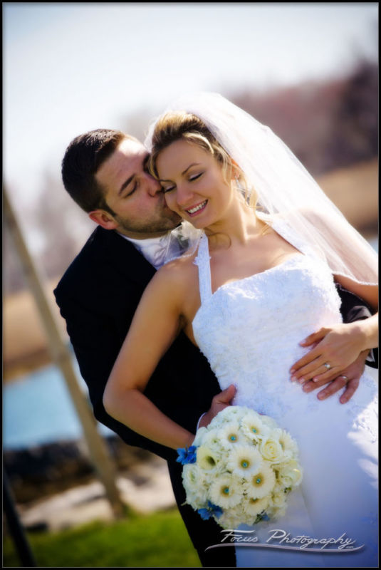 The Nonantum Wedding of Marina and William