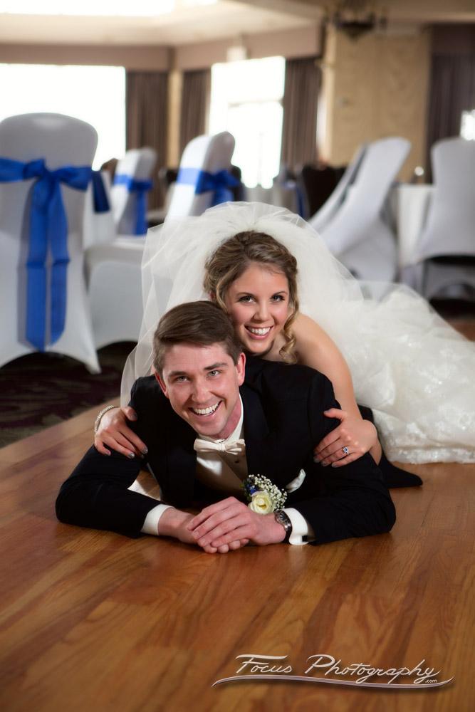 Hilton Garden Inn, Auburn Wedding for Allison and Corey