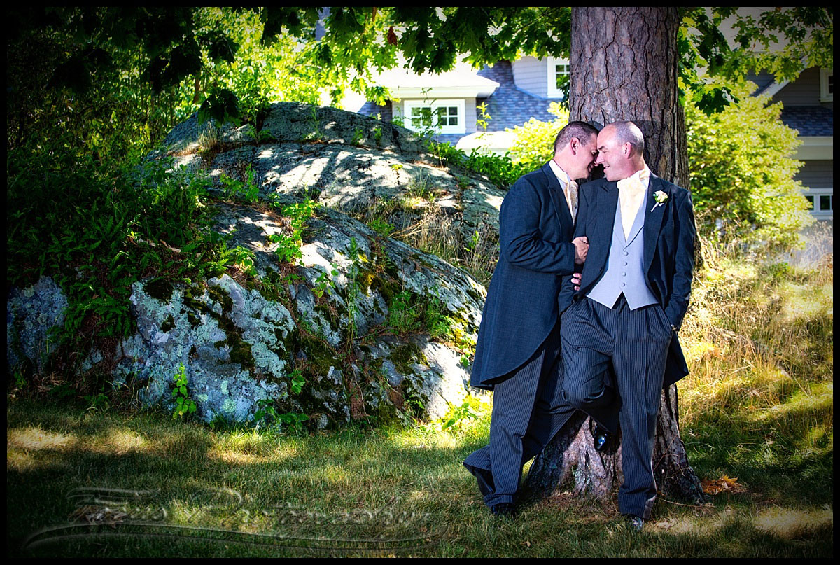 The Wentworth By The Sea Wedding of Michael and John