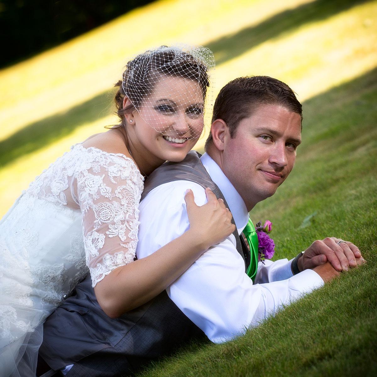 Dunegrass Golf Club Wedding of Sabrina and Bill