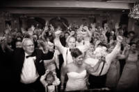 This is probably the most people that have ever been on the Grand's dance floor at one time!