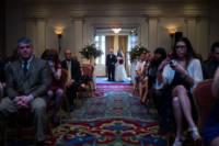 Ceremony in Wentworth ballroom