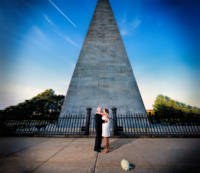 Bunker Hill Memorial   Charlestown, Boston, Massachusetts