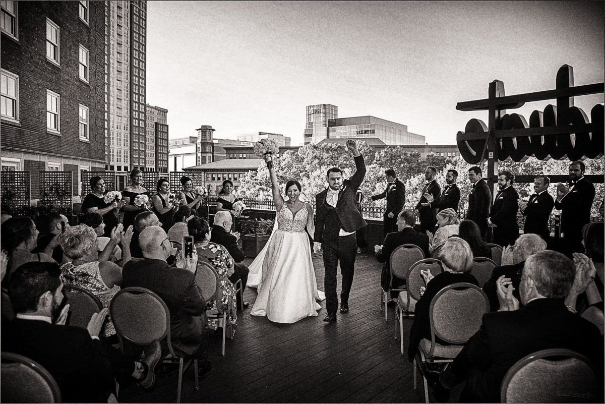 The Graduate Providence Wedding of Chantelle and Scott
