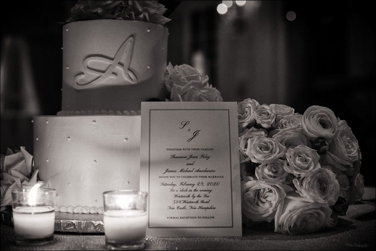 A Destination Wedding at the Wentworth by the Sea
