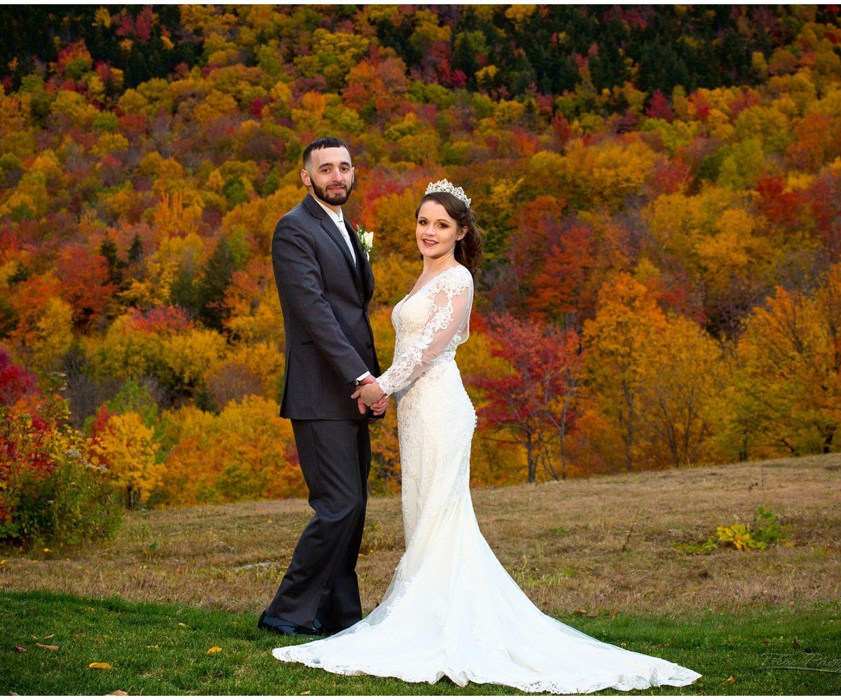 A Fall Sunday River Wedding