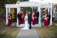 Village by the sea Wedding Pictures 336
