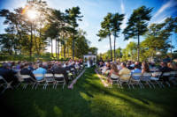 Dunegrass Wedding ceremony on back lawn113 1