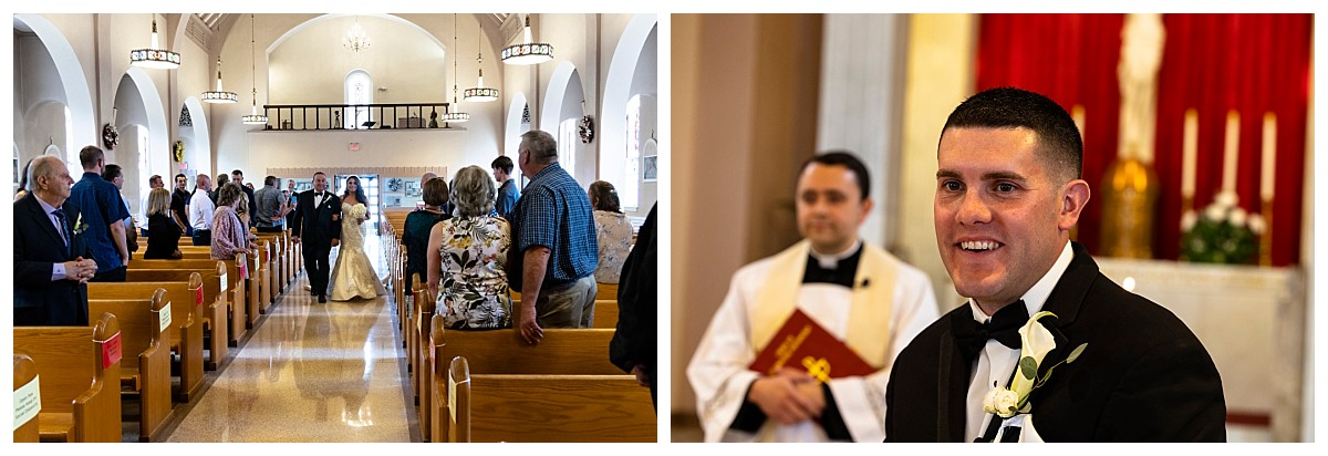 Wentworth by the sea wedding photography, St. Joseph's Church Wedding Dover, NH