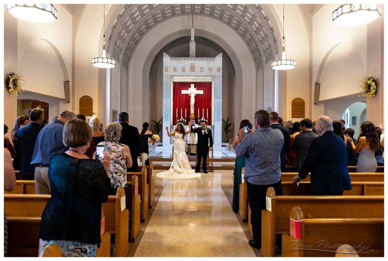 Lindsey and Eric's Wedding