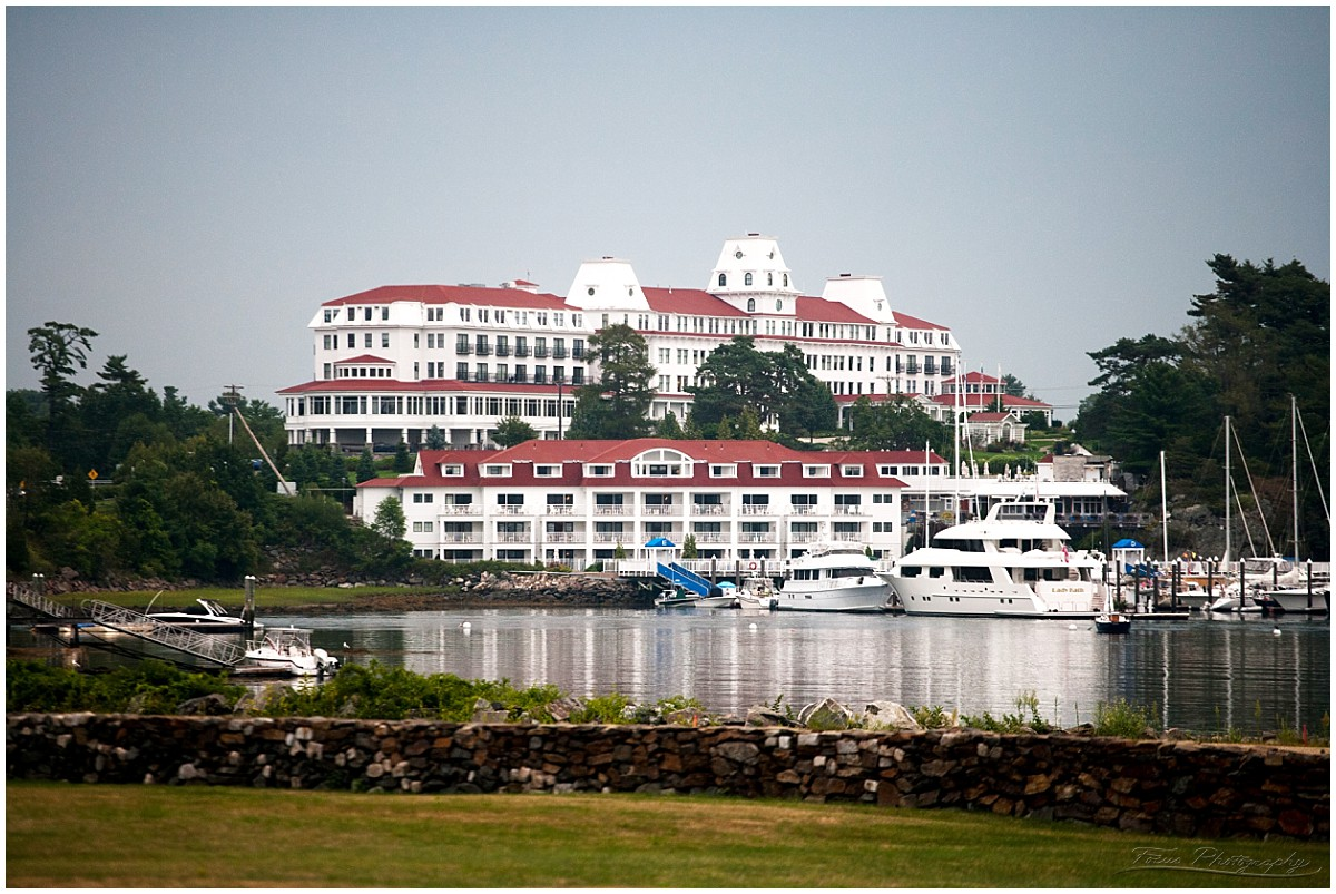 The Wentworth by the Sea