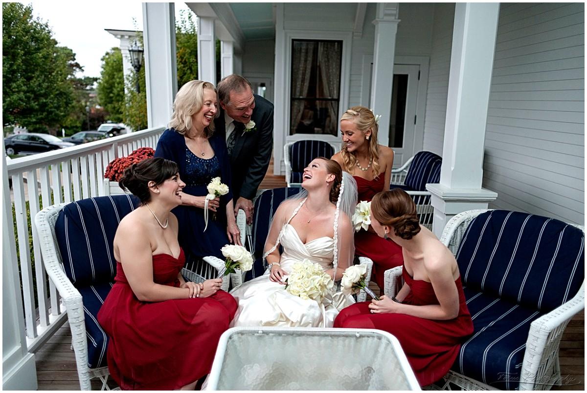 wentworth wedding bride bridesmaids