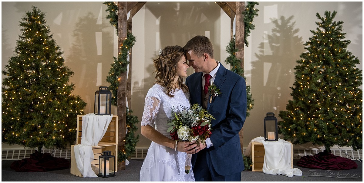 wedding pictures at calvary baptist church