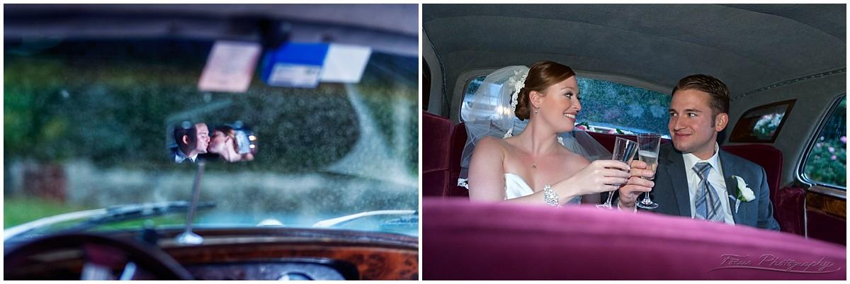 wedding bride groom at wentworth by sea