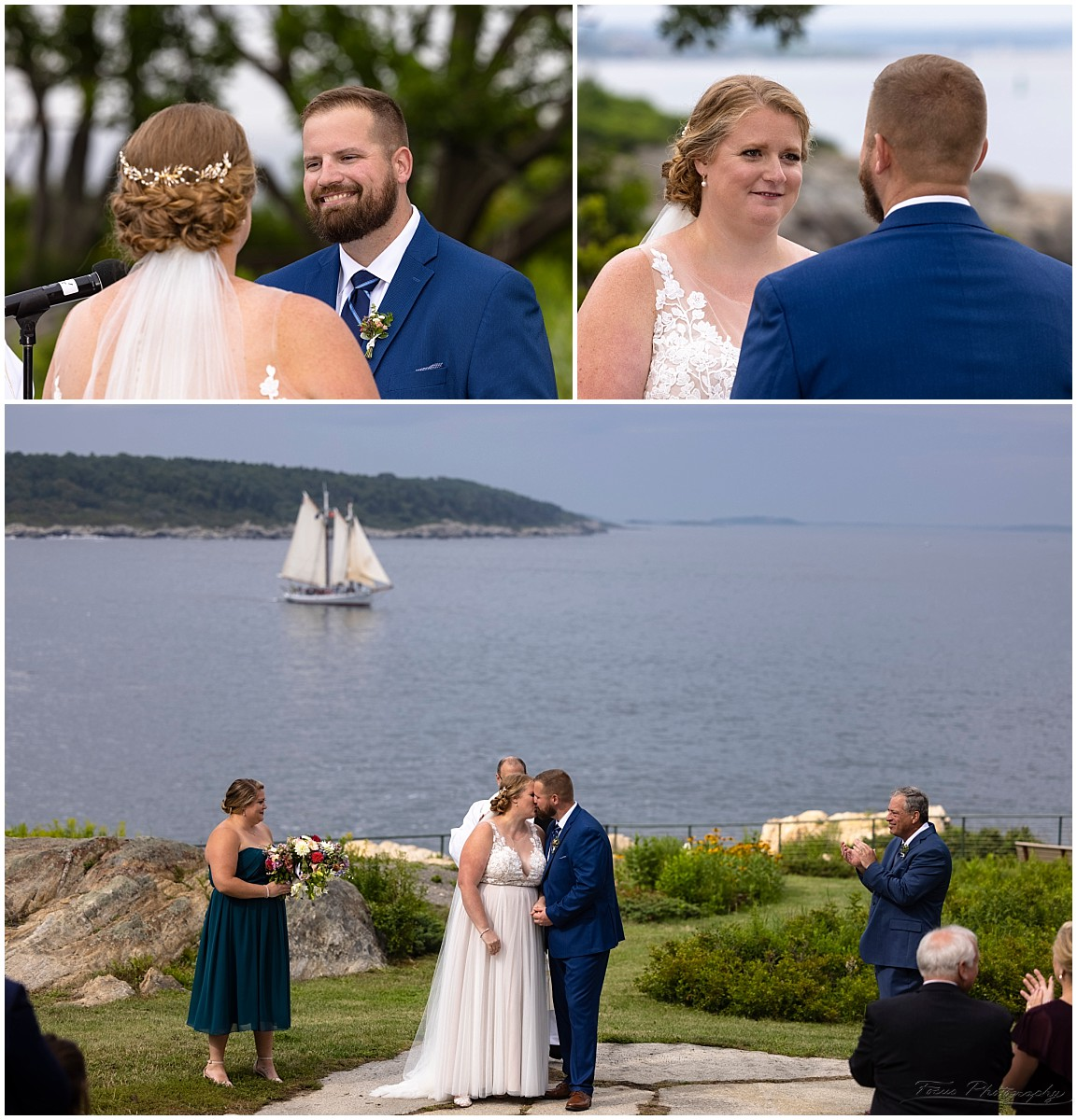 Fort Williams Wedding
