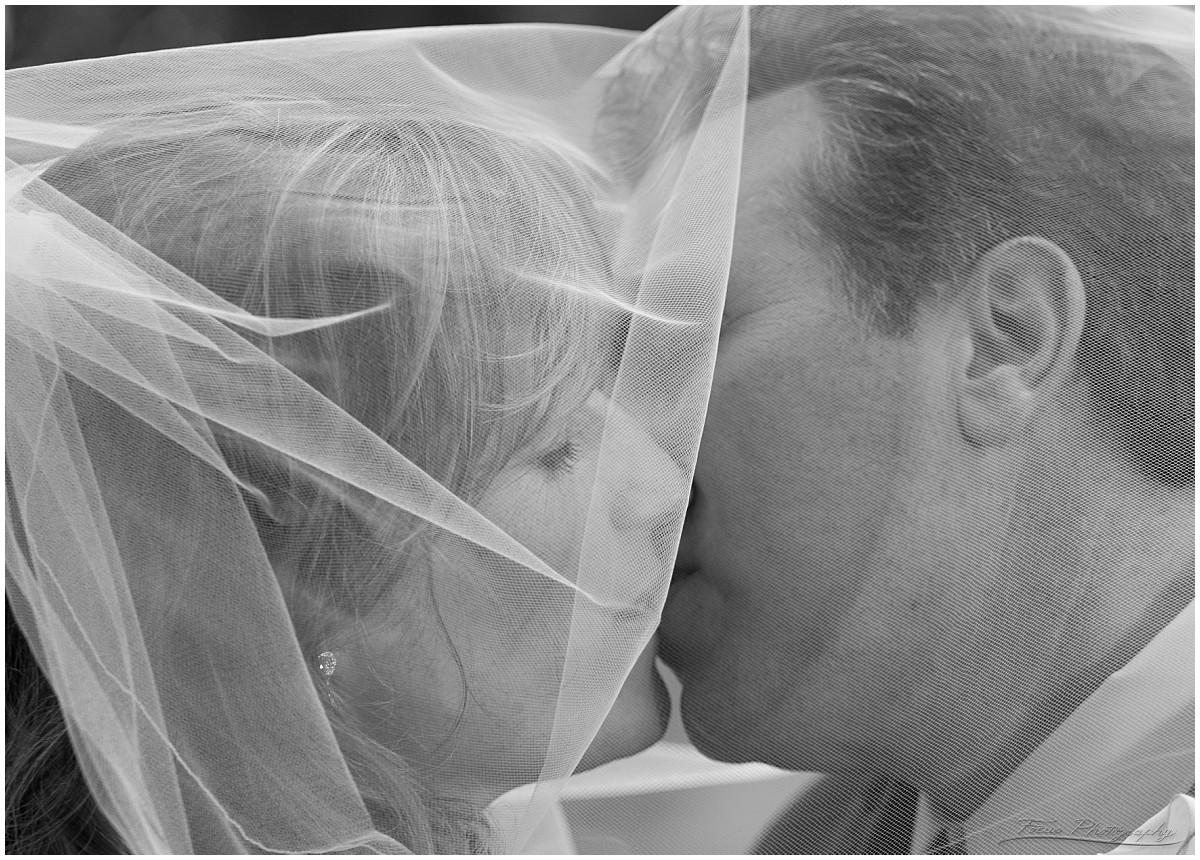 114 wedding photo under veil