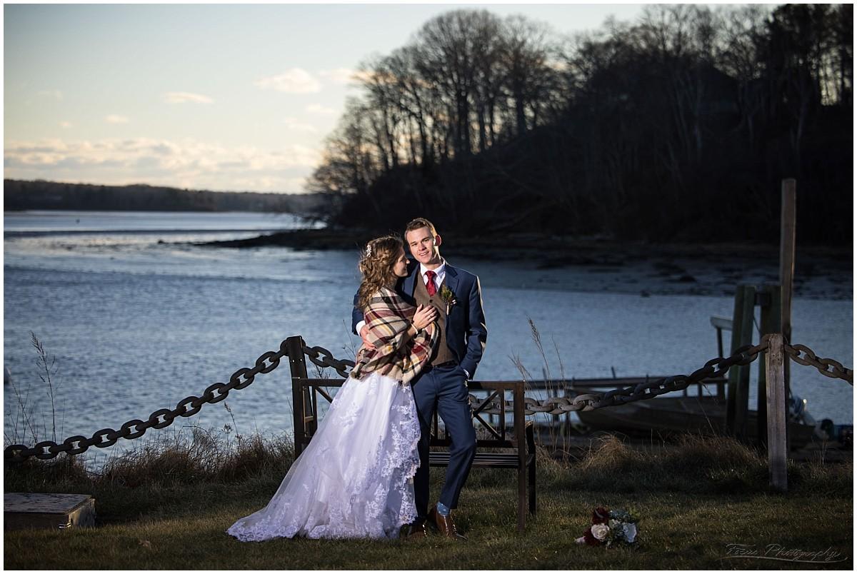 116 midcoast maine winter wedding