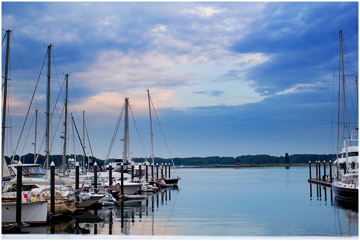 The Marina at the Wentworth by the Sea