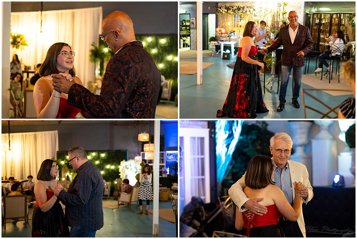 special dances at Quinceanera Party