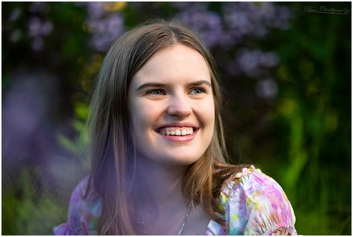 Megan's Senior Pictures in Maine