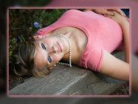 downtown portland maine photo shoot for senior girl