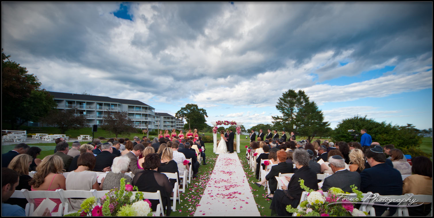 Samoset Wedding of Samantha and Justin