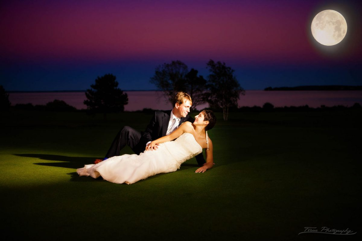 bride and groom  at Samoset Resort Wedding in Rockport, Maine