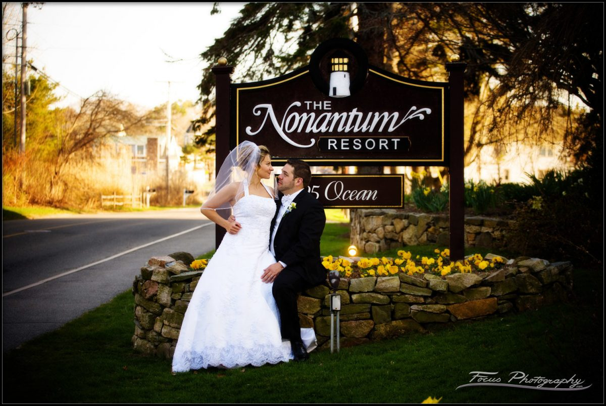 At Nonantum Resort, by Focus Photography, wedding photographers in Maine