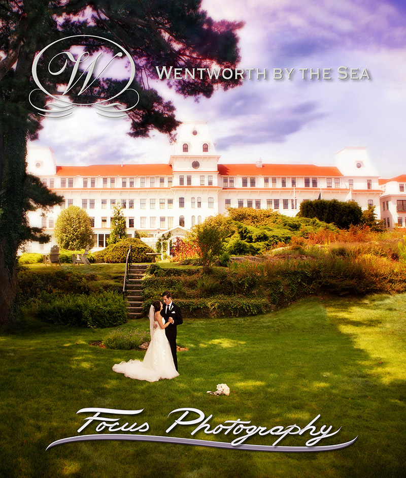 Wentworth by the Sea Wedding Album Favorites