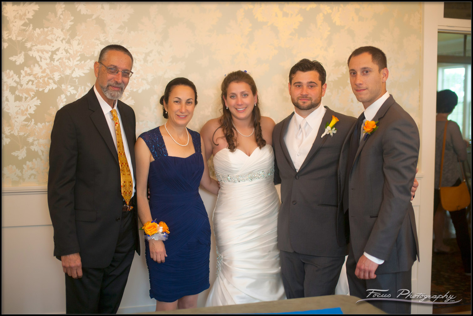 Colony hotel wedding photographs