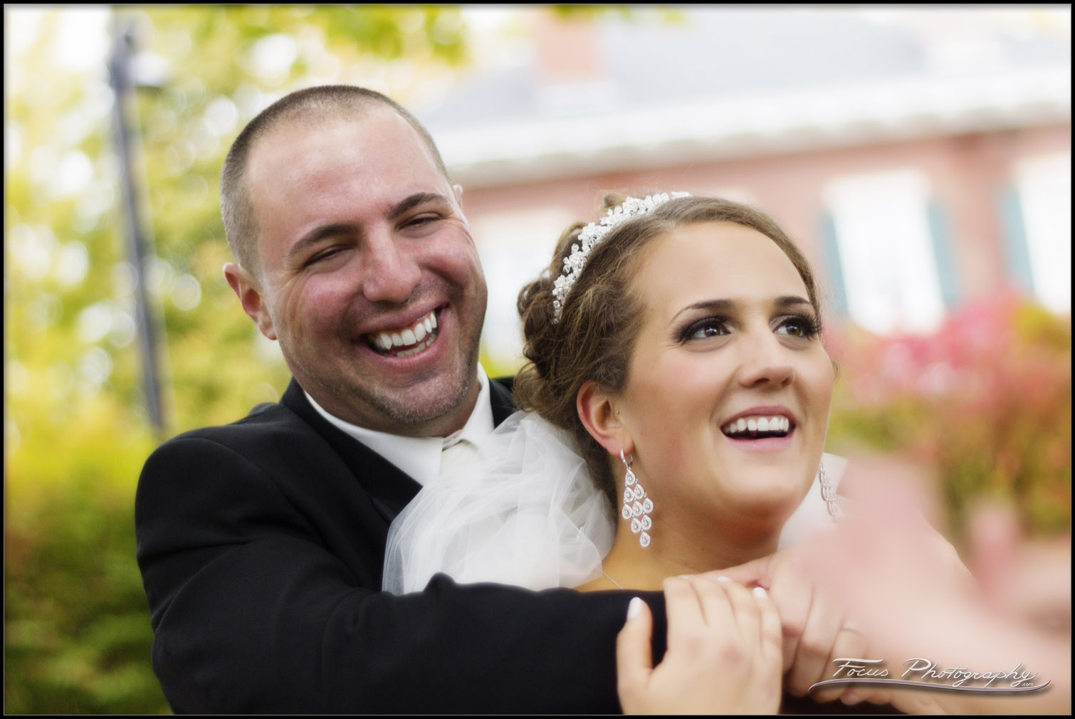Maine wedding photography of bride and groom at South Berwick's Red Barn at Outlook Farm