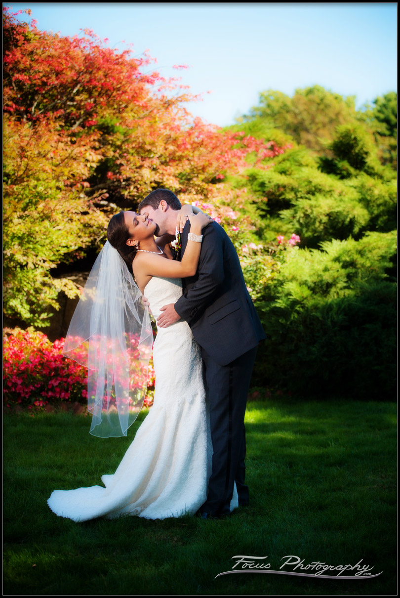 romantic wedding photography in new hampshire