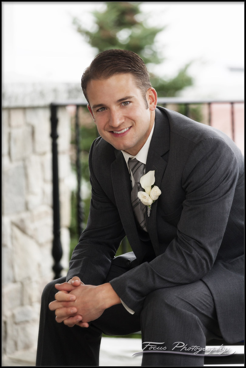 groom portrait by new hampshire wedding photographers