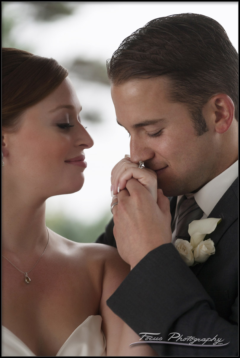romantic couple images by wentworth wedding photographers