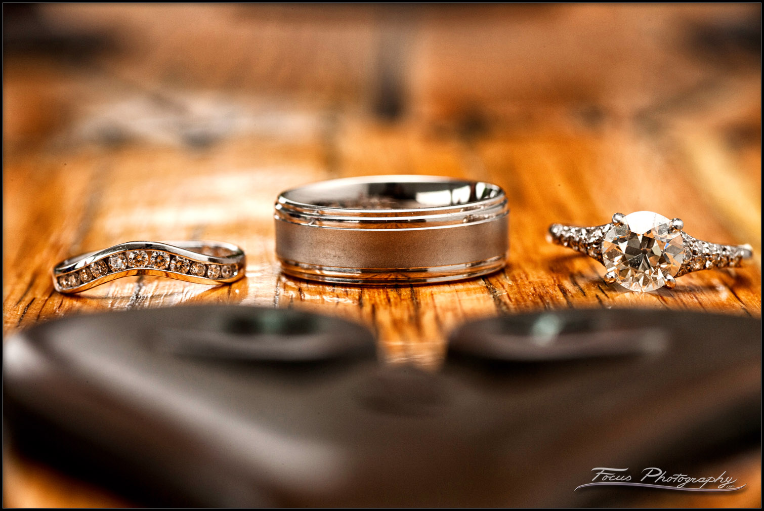 wedding rings on bow of boat at wentworth by the sea