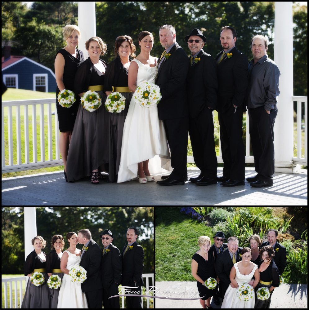 Colony Hotel wedding in Kennebunkport, Maine