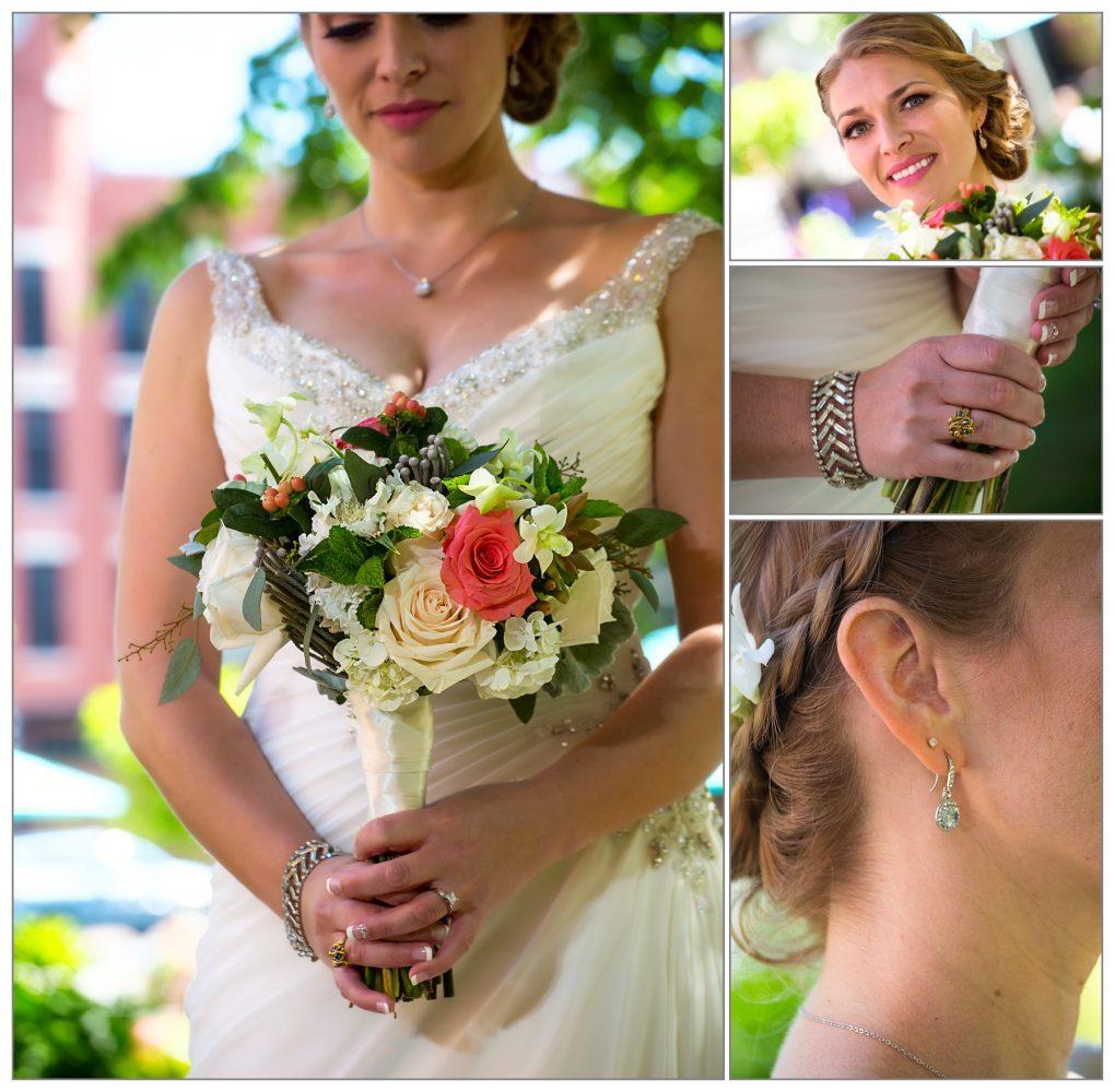 brde's wedding pictures - portland, maine