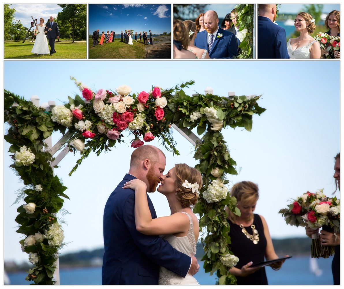 wedding pictures - portland, maine easter prom wedding