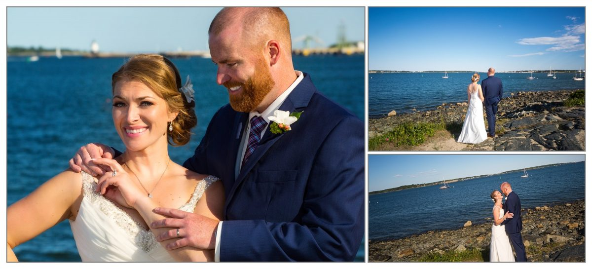 wedding pictures - portland, maine's eastern promenade