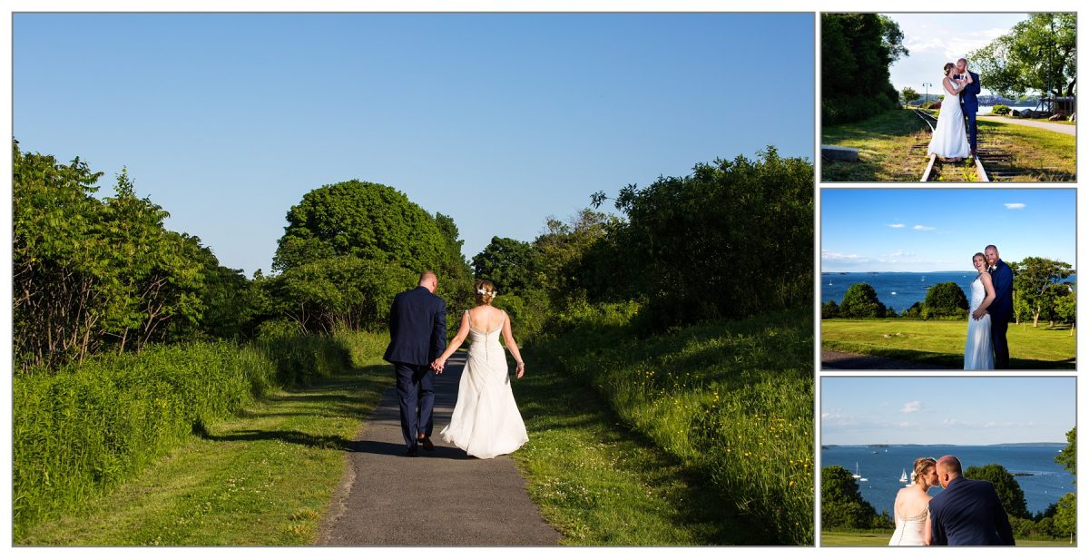 wedding pictures - portland, maine