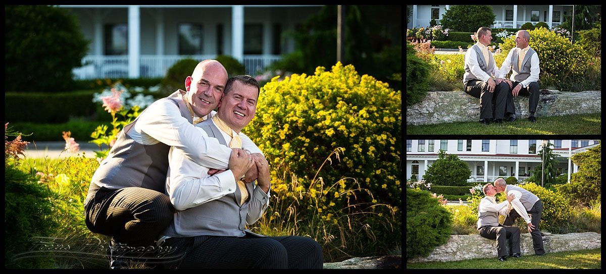 wedding photography by new hampshire photographers Focus Photography