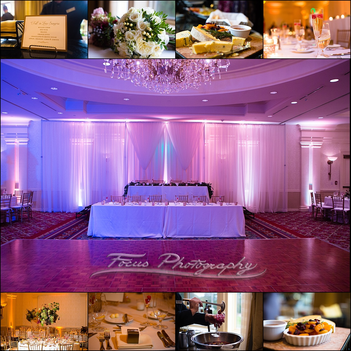 Wedding Reception Venues In Portsmouth: The Wentworth Wedding Of Lindsey And Eric