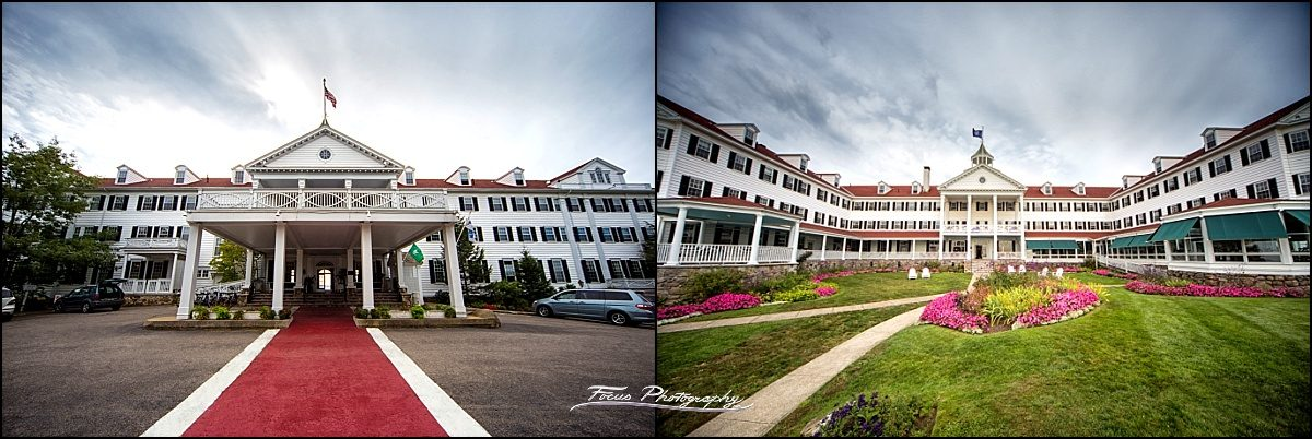 The Colony Hotel in Kennebunkport, Maine